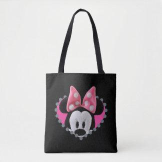 Pook-a-Looz Minnie | Peeking Tote Bag