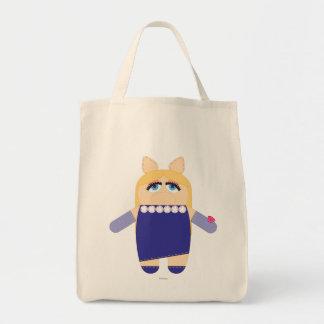 Pook-a-Looz Miss Piggy Canvas Bag