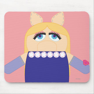 Pook-a-Looz Miss Piggy Mouse Pad
