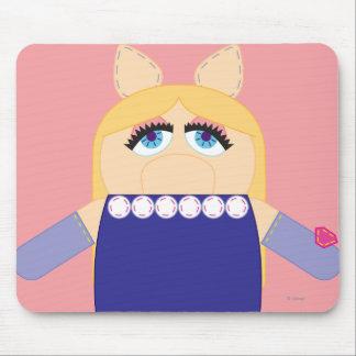 Pook-a-Looz Miss Piggy Mouse Pad