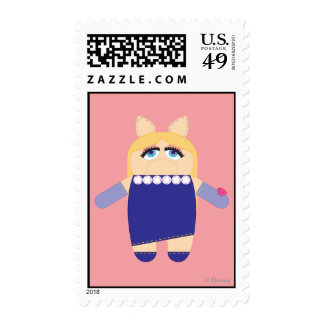 Pook-a-Looz Miss Piggy Postage