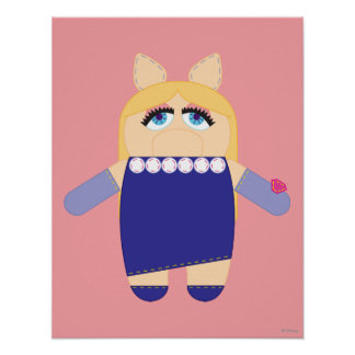 Pook-a-Looz Miss Piggy Posters