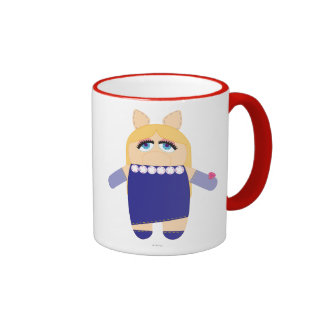Pook-a-Looz Miss Piggy Ringer Mug