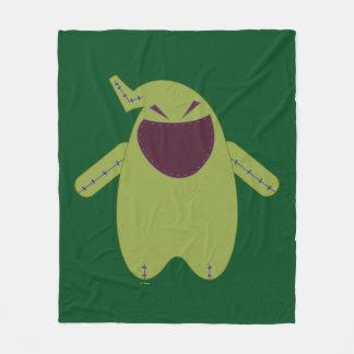 Pook-a-Looz Oogie Boogie Fleece Blanket