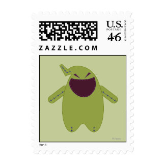 Pook-a-Looz Oogie Boogie Stamps
