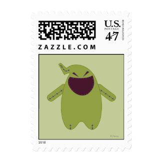 Pook-a-Looz Oogie Boogie Postage Stamp