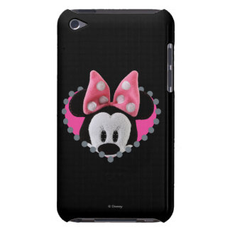 Pook-a-Looz Peeking Minnie Mouse Case-Mate iPod Touch Case