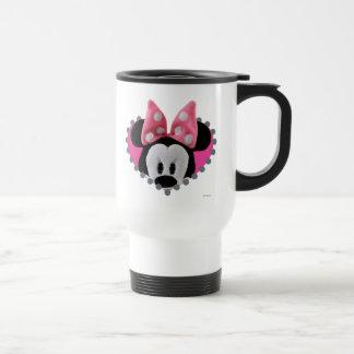 Pook-a-Looz Peeking Minnie Mouse Mug