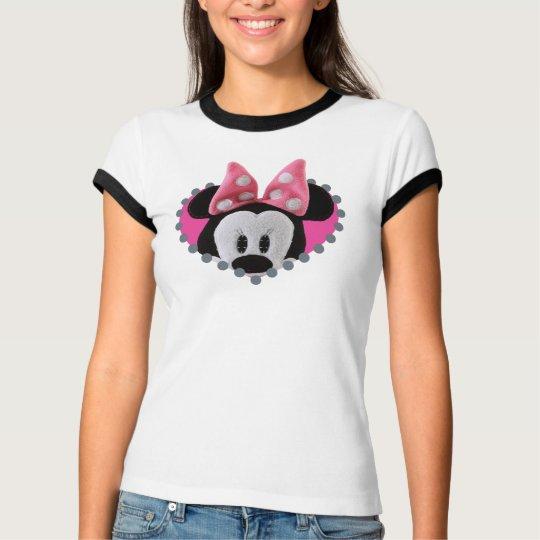 Pook-a-Looz Peeking Minnie Mouse T-Shirt