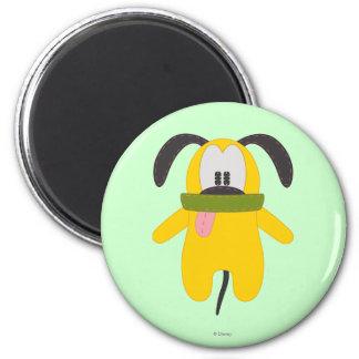 Pook-a-Looz Pluto Refrigerator Magnets