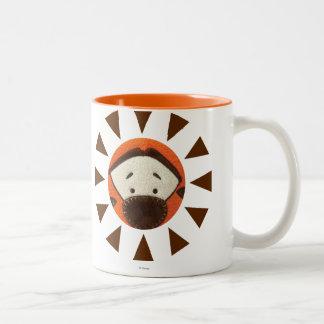 Pook-a-Looz Tigger Peeking Mug