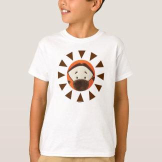 Pook-a-Looz Tigger Peeking T-Shirt