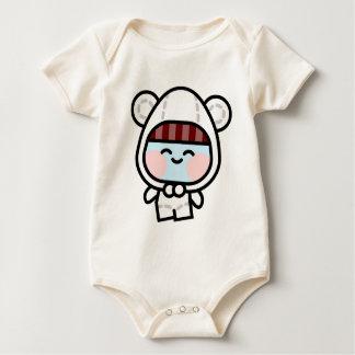 Pookah Bear Baby Bodysuit
