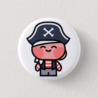 Pookah Pirate button