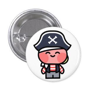 Pookah Pirate button
