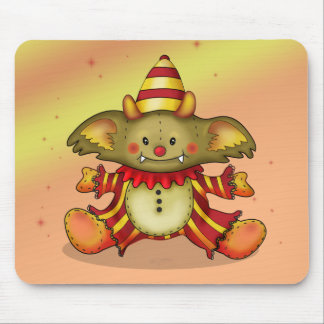 POOKEE CUTE ALIEN PLUSH CARTOON MOUSE PAD