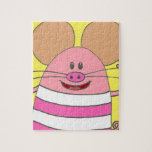 Pookey The Mousepig Merchandise Jigsaw Puzzle