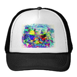 Pooki Panther Paws - Madame Mazuni Trucker Hat