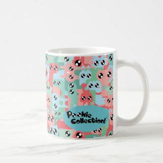 Pookie lindo estupendo taza clásica