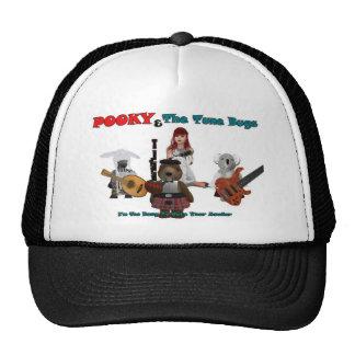 pooky y el tono bugs-1-1 gorra