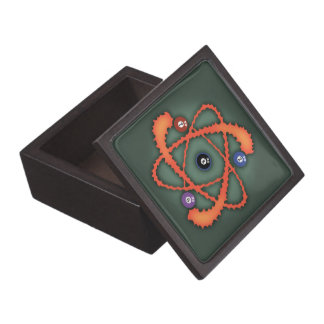 Pool Atom II Jewelry Box