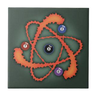 Pool Atom II Tile