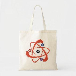 Pool Atom II Tote Bag