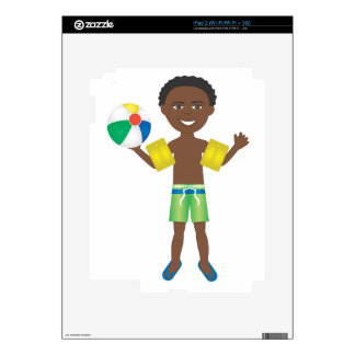 Pool Ball Boy Skin For The iPad 2