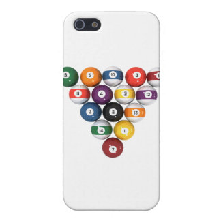 Pool Balls / Billiards: 3D Model: Cover For iPhone SE/5/5s
