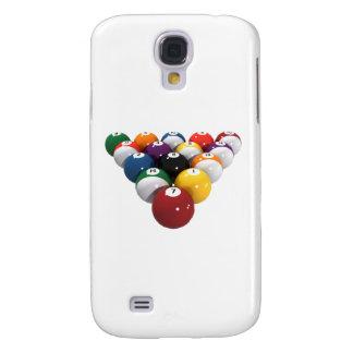 Pool Balls / Billiards: 3D Model: Galaxy S4 Case