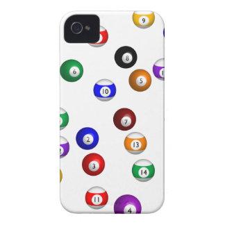Pool Balls Case-Mate iPhone 4 Case