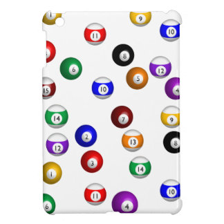 Pool Balls Cover For The iPad Mini