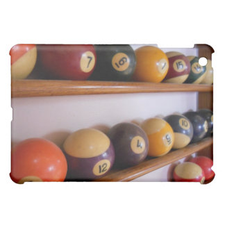 Pool Balls iPad Mini Covers