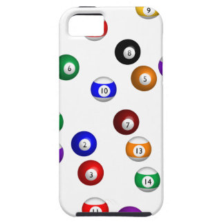Pool Balls iPhone SE/5/5s Case
