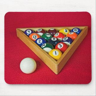 Pool Balls Mouse Pad