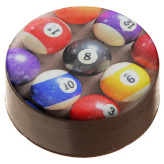 Pool Balls Oreos