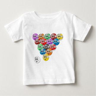 Pool Billards Baby T-Shirt