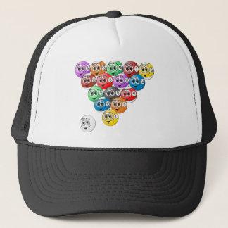 Pool Billards Trucker Hat