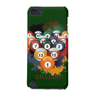Pool Billiard Balls iPod Touch 5 Case iPod Touch 5G Cases