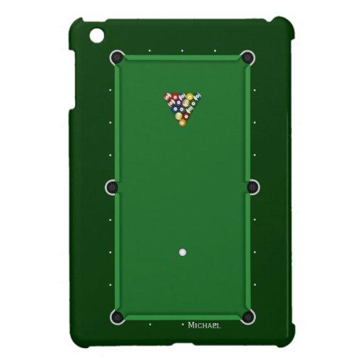 Pool Billiard iPad Mini Case