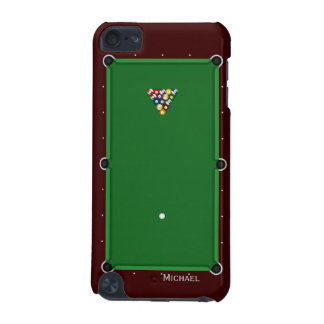 Pool Billiard Table iPod Touch 5 Case iPod Touch (5th Generation) Covers