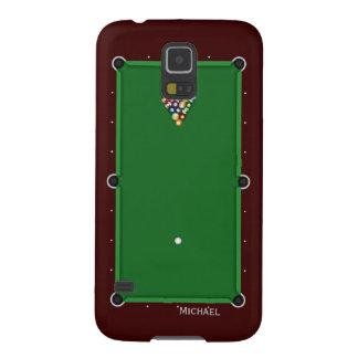 Pool Billiard Table Samsung Galaxy S5 Case
