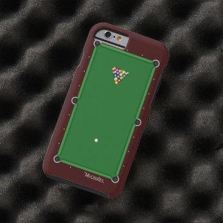 Pool Billiard Table Tough iPhone 6 Case