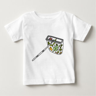 pool cleaning net baby T-Shirt