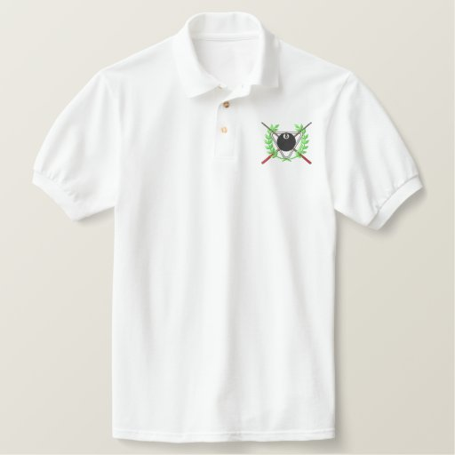 Pool Crest Polo Shirt