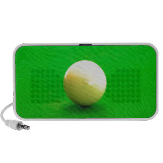 Pool Cue Ball Portable Speaker