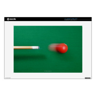 "Pool Cue Decals For 15"" Laptops"