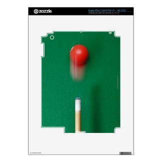 Pool Cue iPad 3 Skins