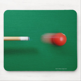 Pool Cue Mouse Pad