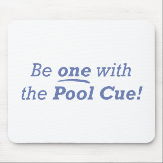 Pool Cue / One Mouse Pad
